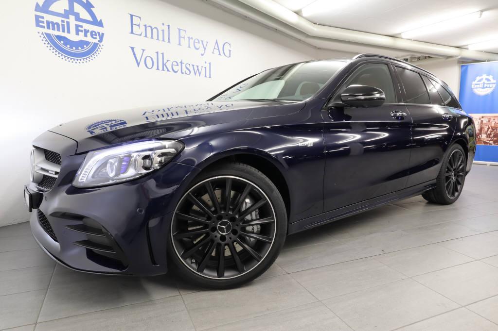 Buy Suv Mercedes Benz C Klasse C 43 Amg 4matic On Carforyou Ch