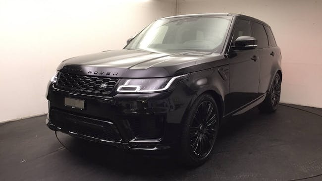saloon Land Rover Range Rover Sport 3.0 I6 HSE Dynamic