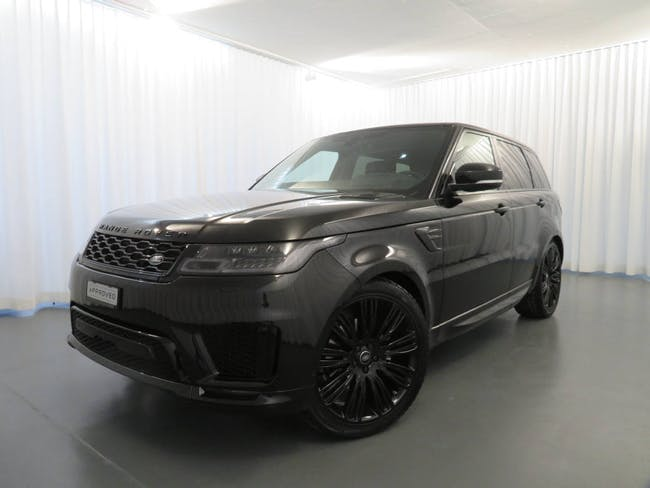 saloon Land Rover Range Rover Sport 3.0 SDV6 HSE Dynamic