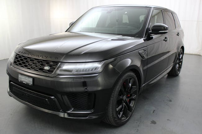 saloon Land Rover Range Rover Sport 3.0 I6 HAST