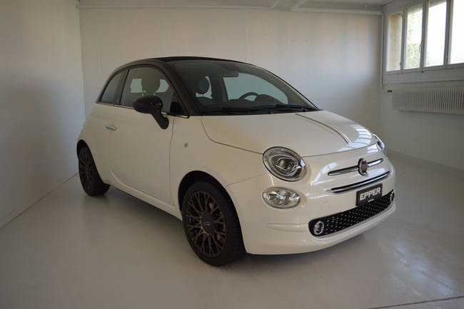 cabriolet Fiat 500 C 0.9 T TwinAir 120th Annivers.