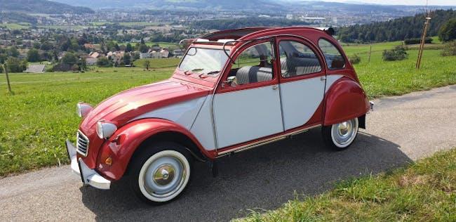 saloon Citroën 2CV 6 Spécial (Club)