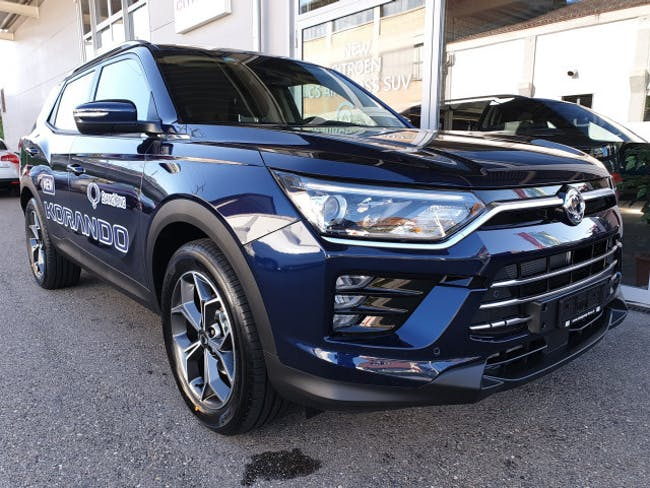 estate SsangYong Korando 1.6eXdi Onyx 4WD