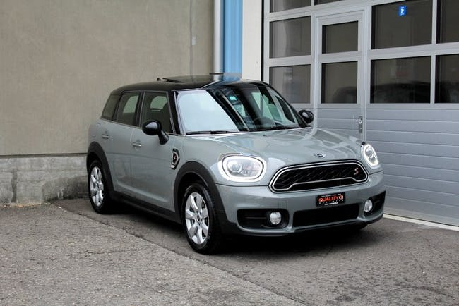 suv Mini Mini Countryman Countryman Cooper SD FWD Steptronic