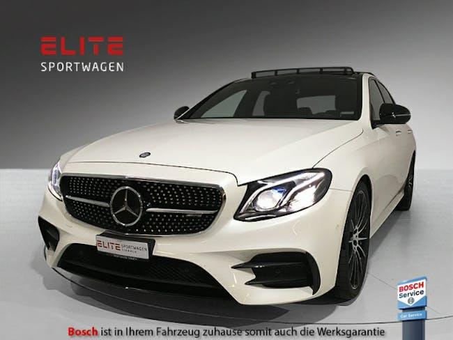 saloon Mercedes-Benz E-Klasse E 43 AMG 4Matic Premium Plus Paket