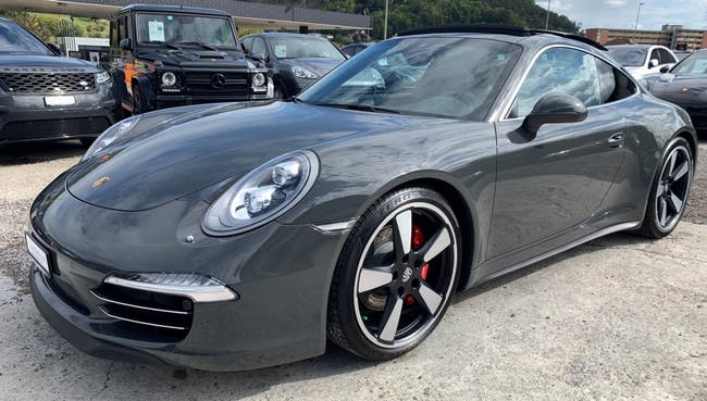 coupe Porsche 911 Carrera S 50 Years PDK I 50 JAHRE 911 I LIMITED NR : 270 I