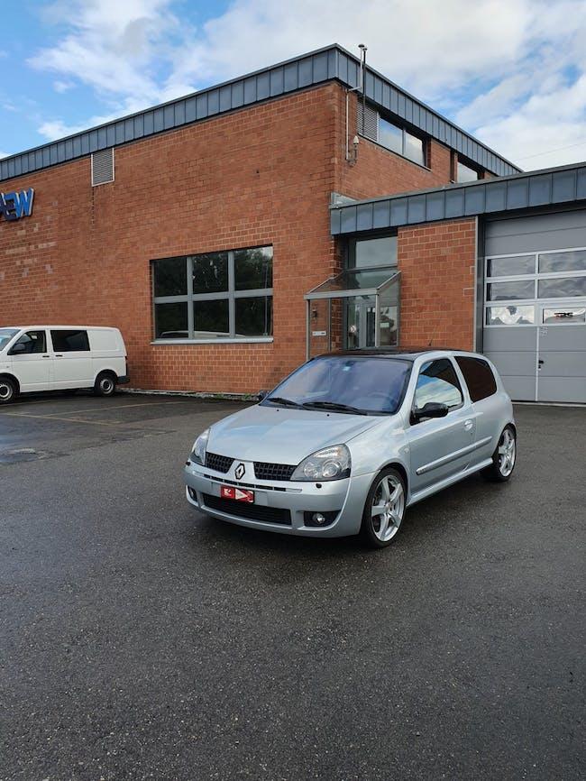 saloon Renault Clio 2.0 16V Sport