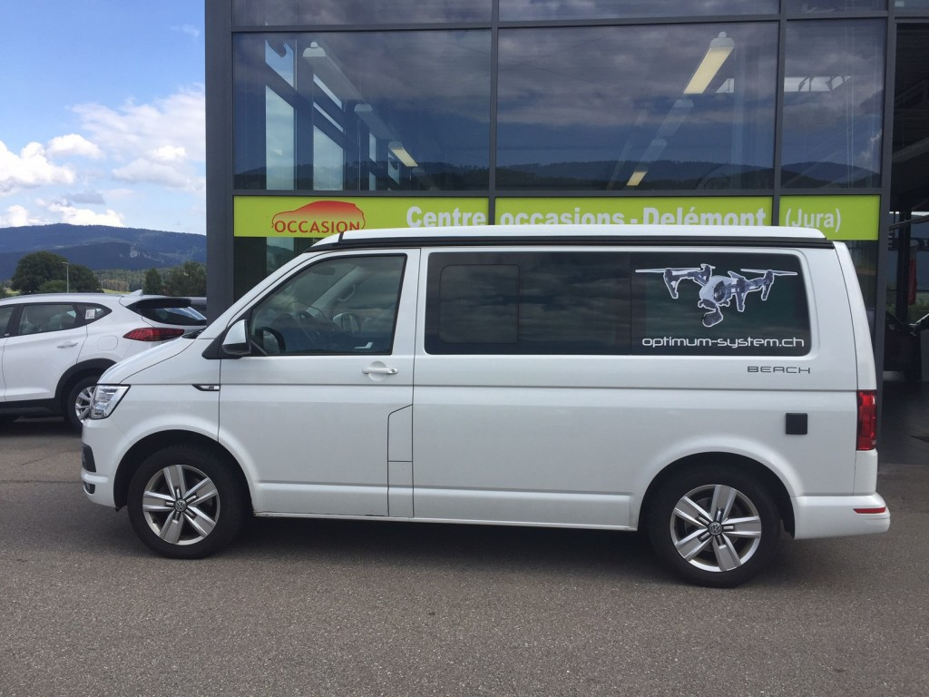 bus VW T6 Cal. Beach TDI