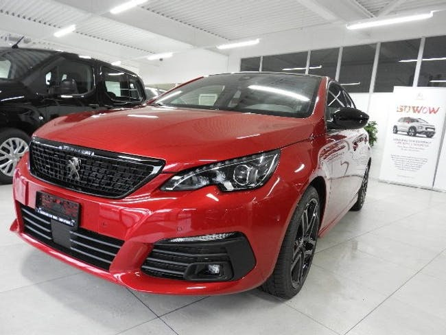 saloon Peugeot 308 1.2 Pure Tech GT Line EAT8