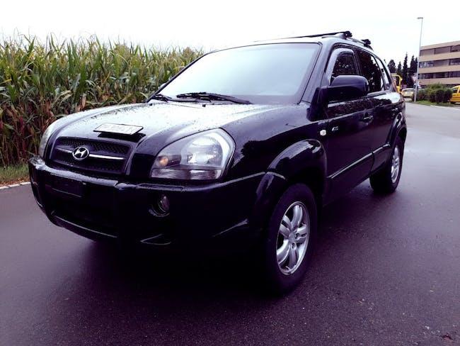 suv Hyundai Tucson 2.0 CRDi VGT GLS 4WD
