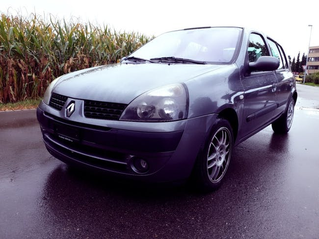saloon Renault Clio 1.6 16V Dynamique Confort