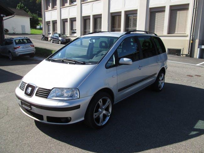 van SEAT Alhambra 1.9 TDI Signo 4x4
