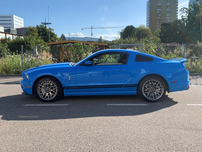 coupe Ford Mustang 2013 663 PS GT500 SVT