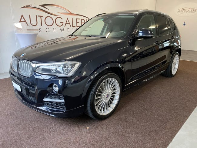suv BMW Alpina XD3 BiTurbo 3.0d Switch-Tronic * Alpina * Panorama *