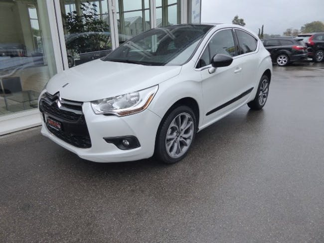 saloon DS Automobiles DS4 1.6 HDi Dark Top EGS6
