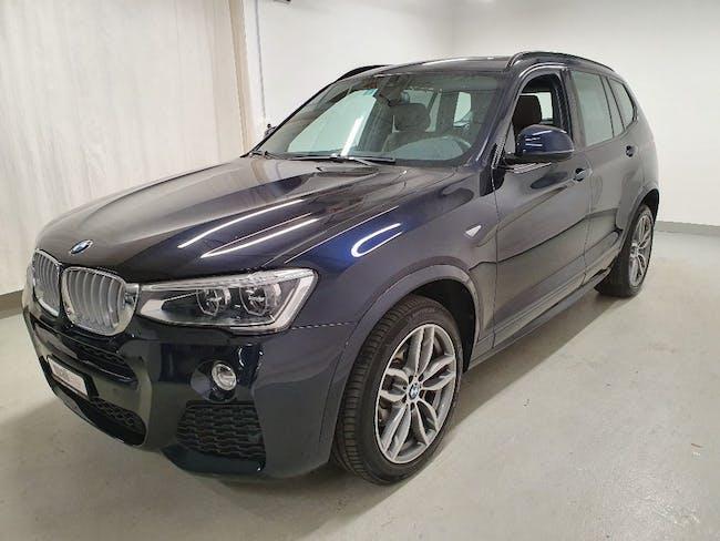 suv BMW X3 F25 30d xDrive SAG