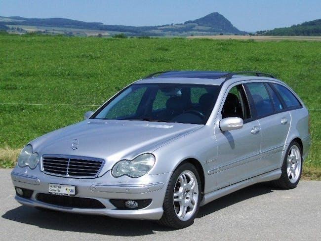 estate Mercedes-Benz C-Klasse C 32 AMG Automatic