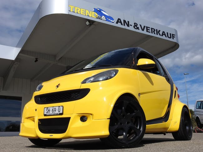 saloon Smart Fortwo Lorinser Breitbau softouch