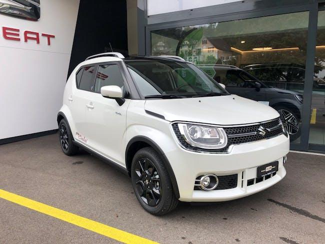 saloon Suzuki Ignis 1.2i Piz Sulai Top Hybrid 4x4