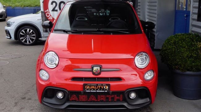 saloon Fiat 500 595 1.4 16V Turbo Abarth Competition
