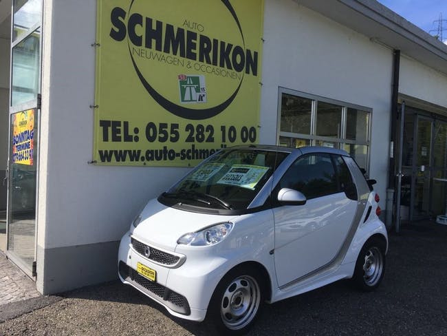 cabriolet Smart Fortwo passion mhd softouch
