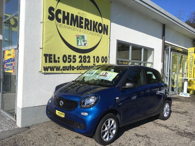 saloon Smart Forfour twinmatic
