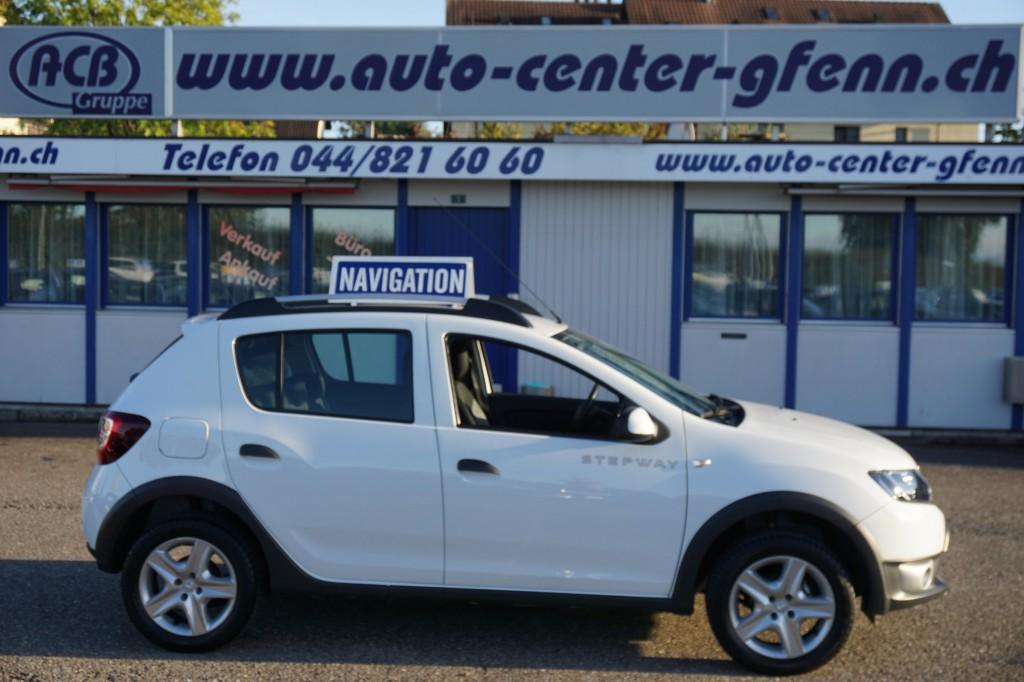 Buy Sedan Dacia Sandero 0.9 StepwAmbiance on carforyou.ch