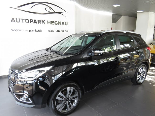suv Hyundai ix35 iX 35 2.0 CRDi GO! Plus 4WD Automatic