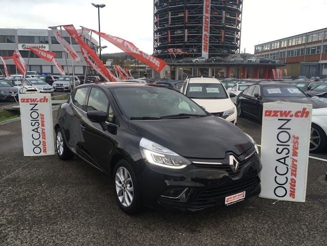 saloon Renault Clio 1.2 16V T Intens EDC