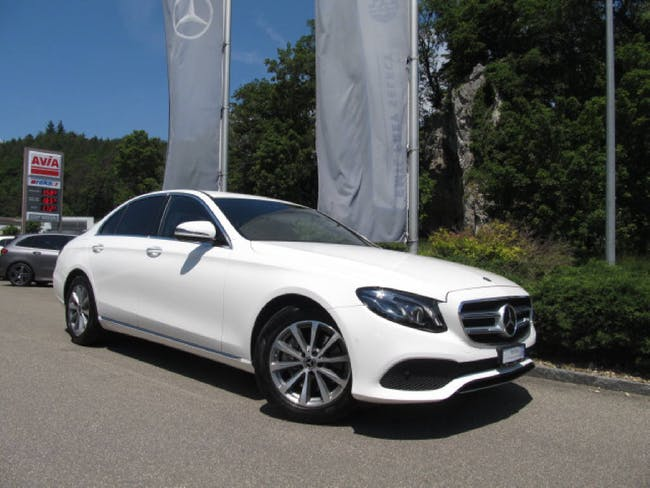 estate Mercedes-Benz E-Klasse E 200 Avantgarde 4matic