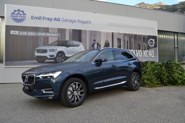 saloon Volvo XC60 2.0 B4 MH Inscription AWD