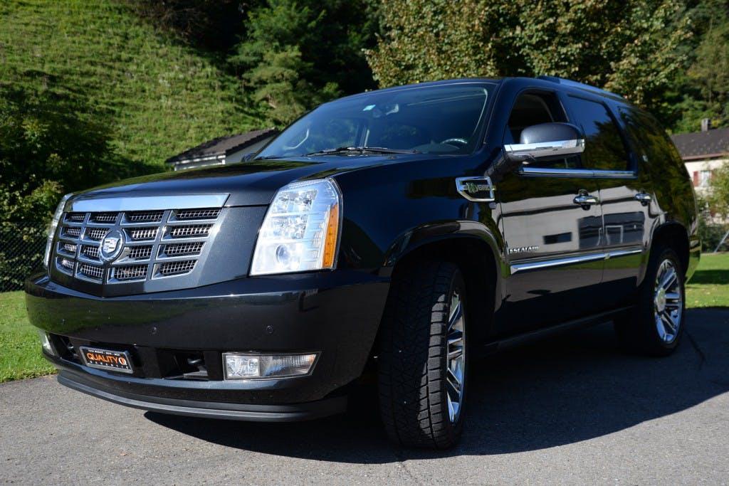 suv Cadillac Escalade 6.0 Hybrid Platinum Edition