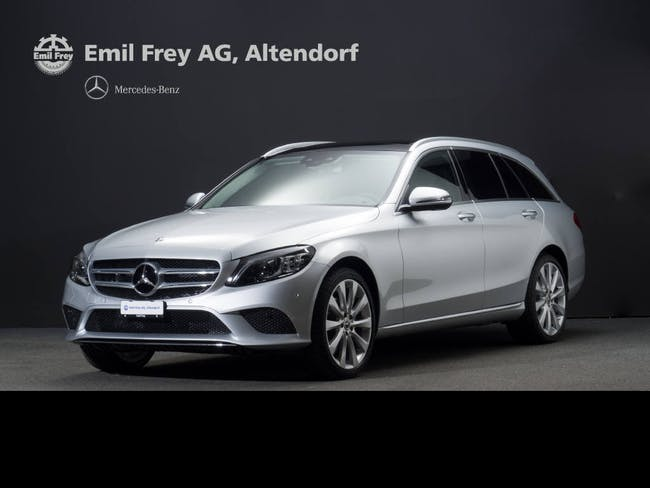 suv Mercedes-Benz C-Klasse C 200 Swiss Star Avantg. 4m
