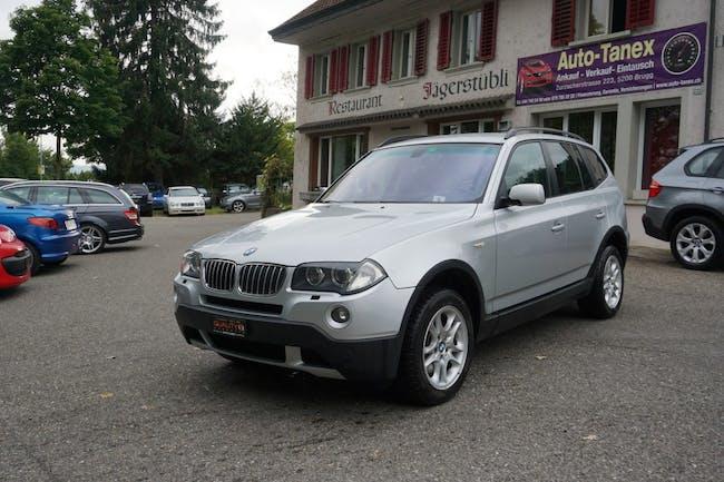 suv BMW X3 xDrive 20d (2.0d) Steptronic