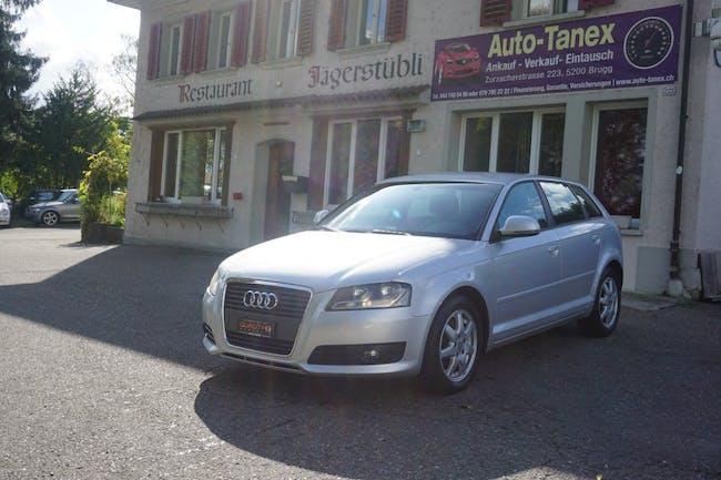 saloon Audi A3 Sportback 2.0 TFSI Ambiente