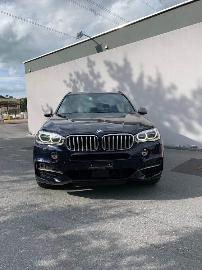 suv BMW X5 xDrive M50d Steptronic