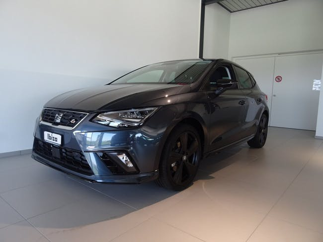 saloon SEAT Ibiza 1.0 EcoTSI Swiss FR Evolution