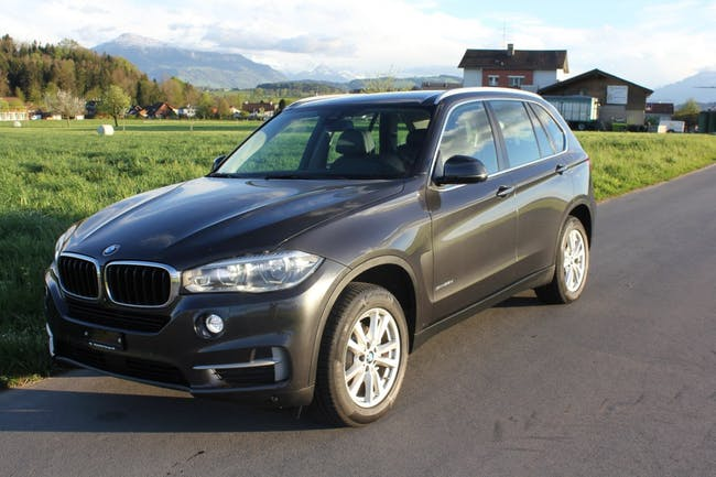 suv BMW X5 xDrive 25d Steptronic