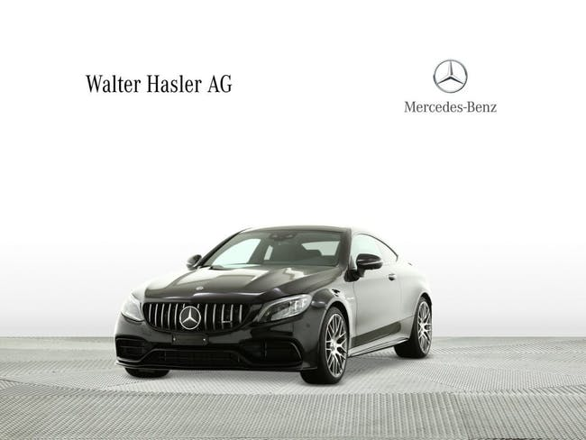 coupe Mercedes-Benz C-Klasse C 63 S AMG 9G-tronic