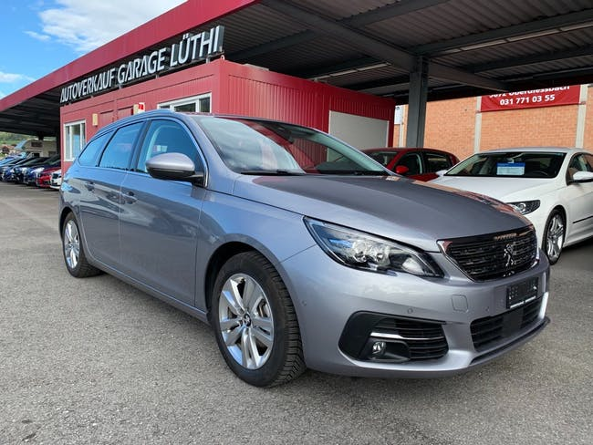 estate Peugeot 308 SW 1.5 BlueHDI Allure