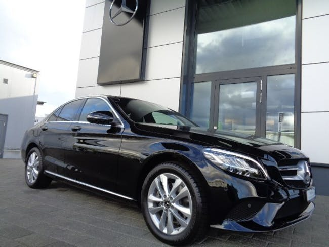 saloon Mercedes-Benz C-Klasse C 200 4Matic Avantgarde 9G-Tronic