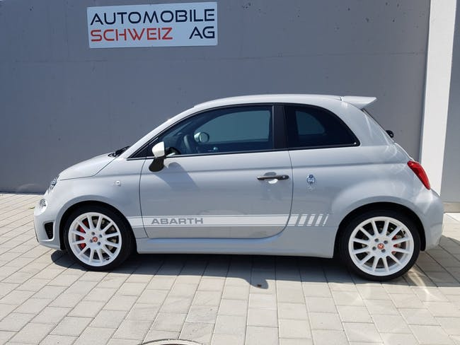 saloon Fiat 500 595 1.4 16V Turbo Abarth Esseesse