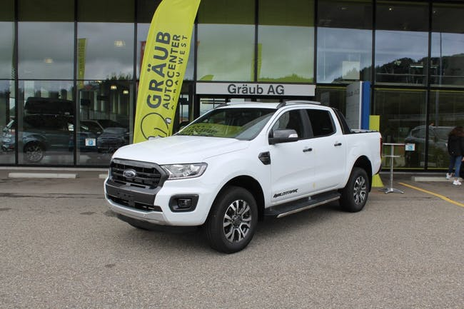 saloon Ford Ranger Wildtrack 2.0 Eco Blue 4x4 A