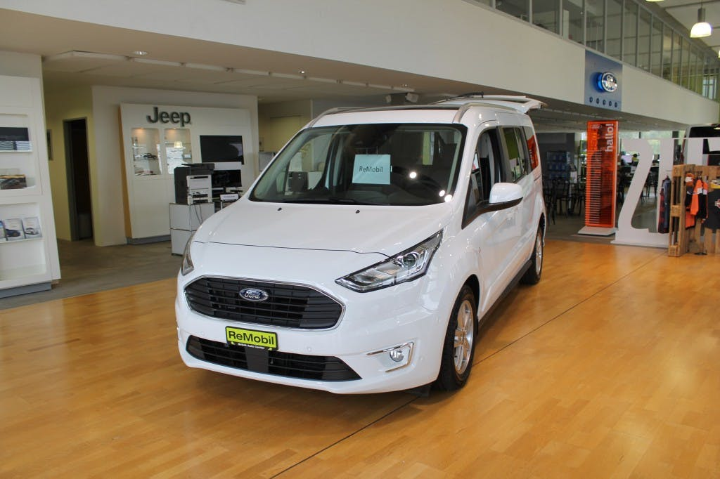 bus Ford Connect Grand Tourneo 1.5 EcoBlue Titanium Automat