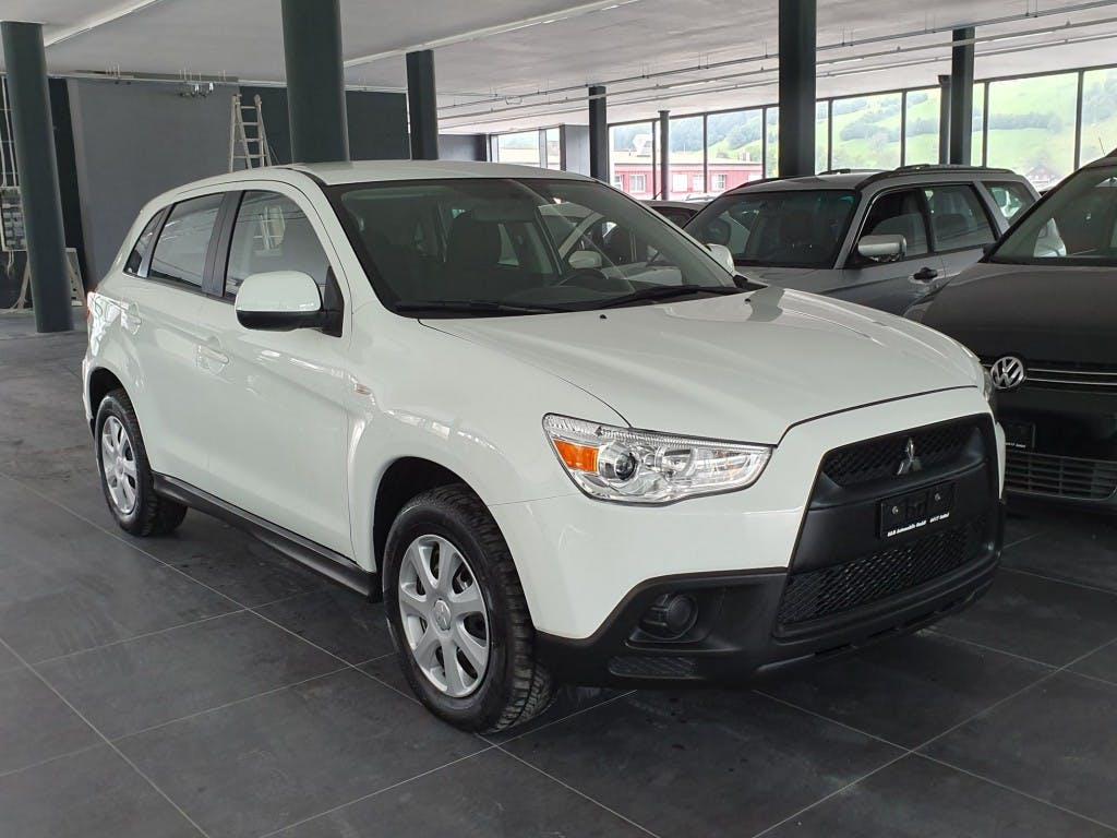 suv Mitsubishi ASX 1.8 DID Inform 4WD