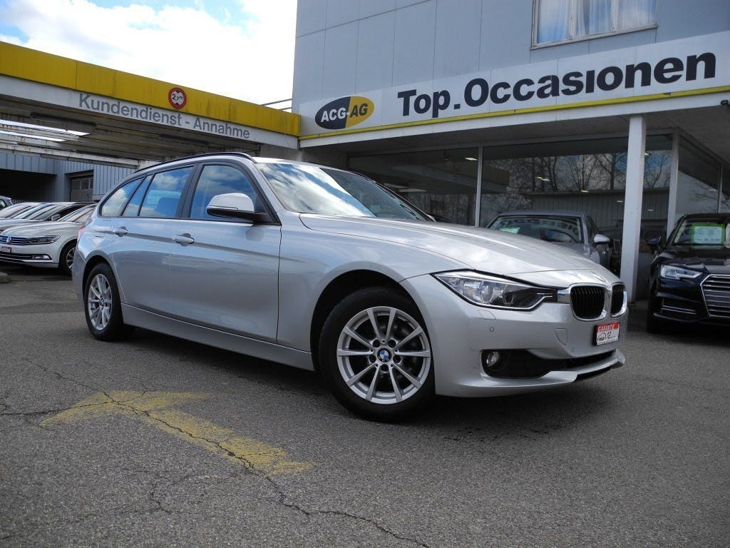 estate BMW 3er 318d Touring Steptronic