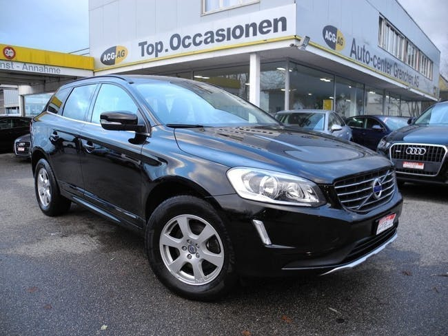 suv Volvo XC60 D5 AWD Momentum Geartronic