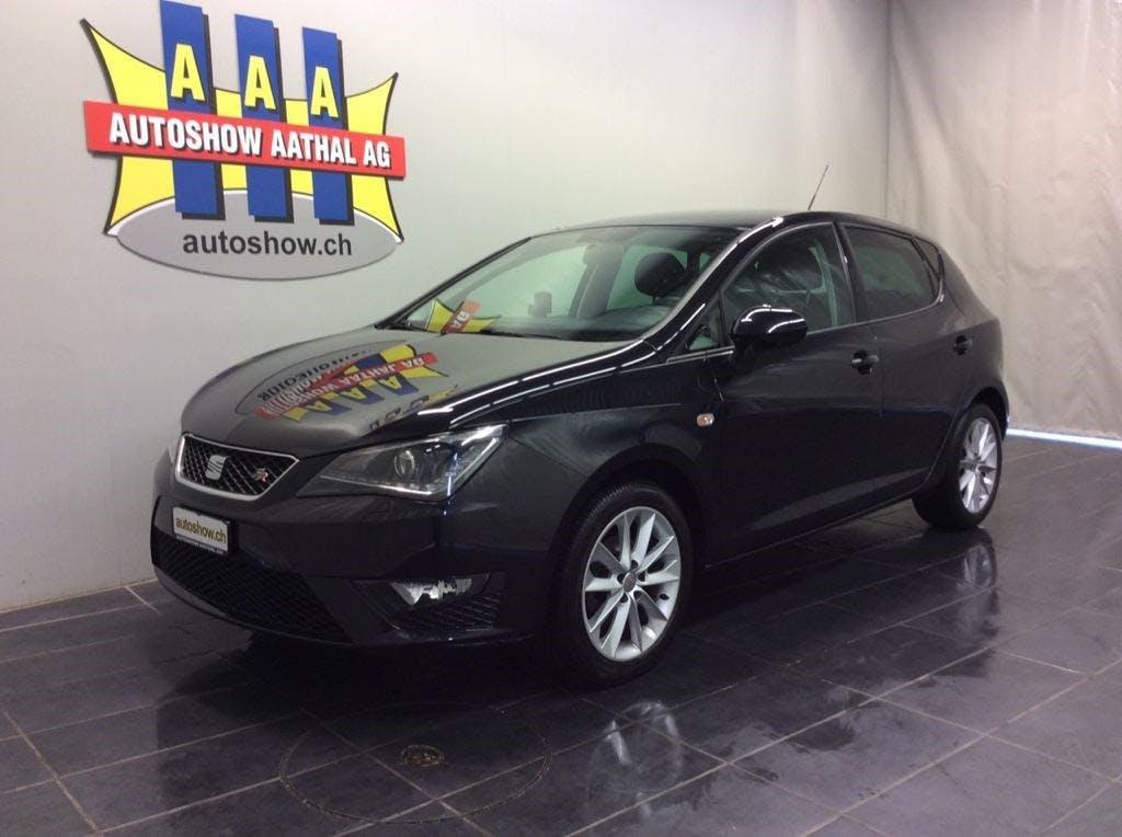 saloon SEAT Ibiza 1.2 TSI FR