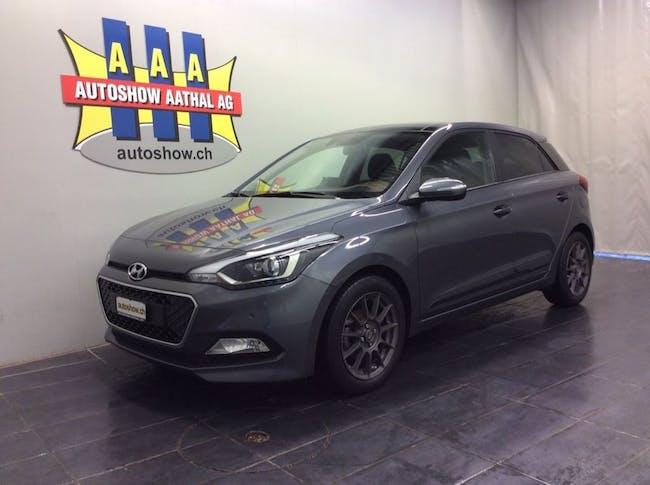 saloon Hyundai i20 1.4 Launch Plus