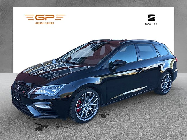 estate SEAT Leon ST 2.0 TSI 300 Cupra 4Drive DSG